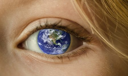 global focus Not Bad Coronavirus News Ease COVID Fears Lower Pandemic Stress