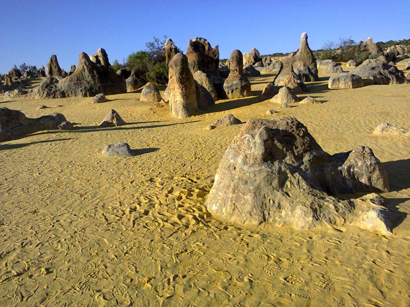 Pinnacles Desert Best Attraction Western Australia Perth Off Beaten Track Odd Unusual Strange