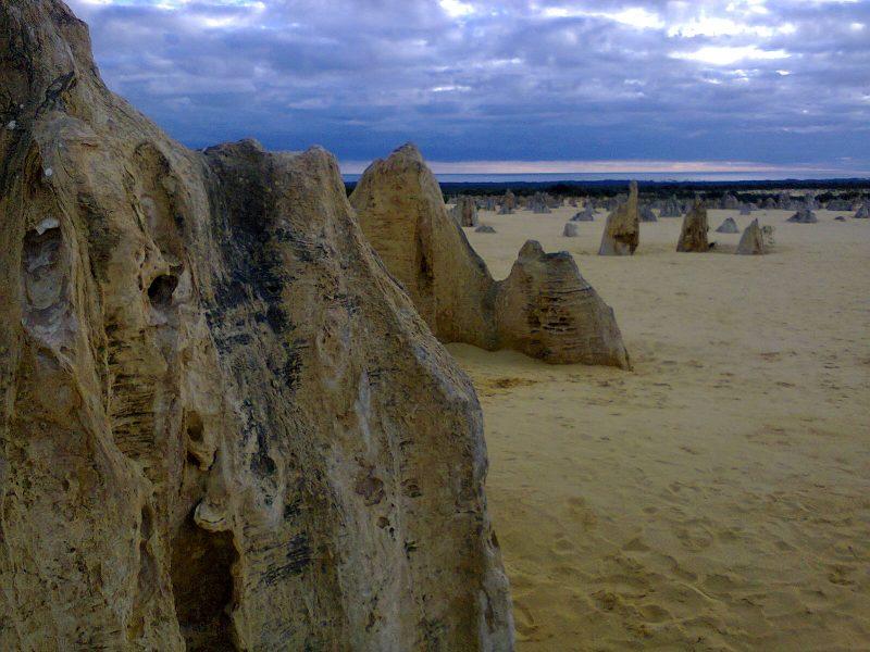 Pinnacles Desert Best Attraction Western Australia Perth Off Beaten Track Odd Unusual Strange E