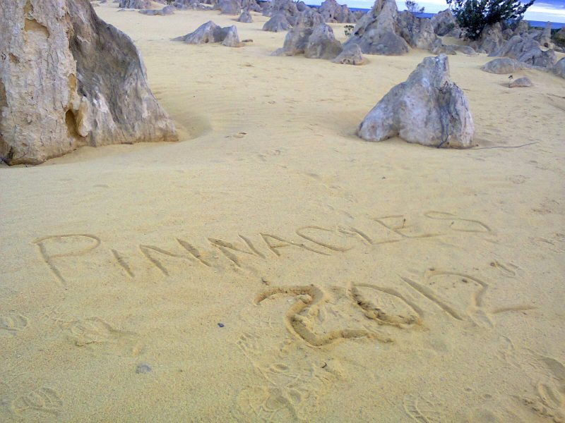Pinnacles Desert Best Attraction Western Australia Perth Off Beaten Track Odd Unusual Strange L