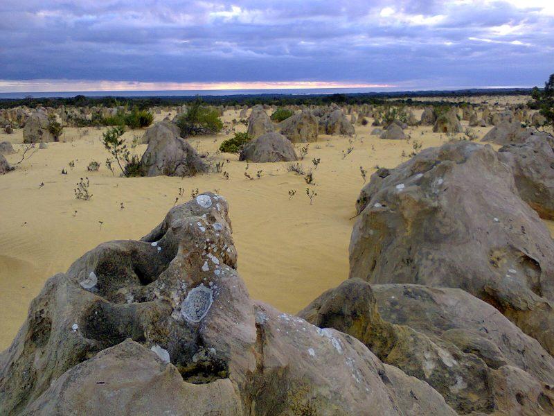 Pinnacles Desert Best Attraction Western Australia Perth Off Beaten Track Odd Unusual Strange P