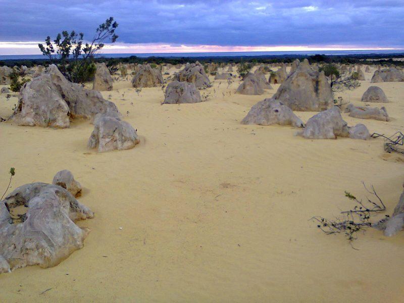 Pinnacles Desert Best Attraction Western Australia Perth Off Beaten Track Odd Unusual Strange U