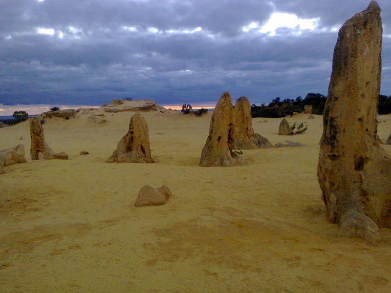 Pinnacles Desert Best Attraction Western Australia Perth Off Beaten Track Odd Unusual Strange W