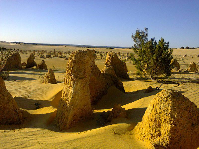 Pinnacles Desert Best Attraction Western Australia Perth Weird Odd Unusual Strange Off Beaten