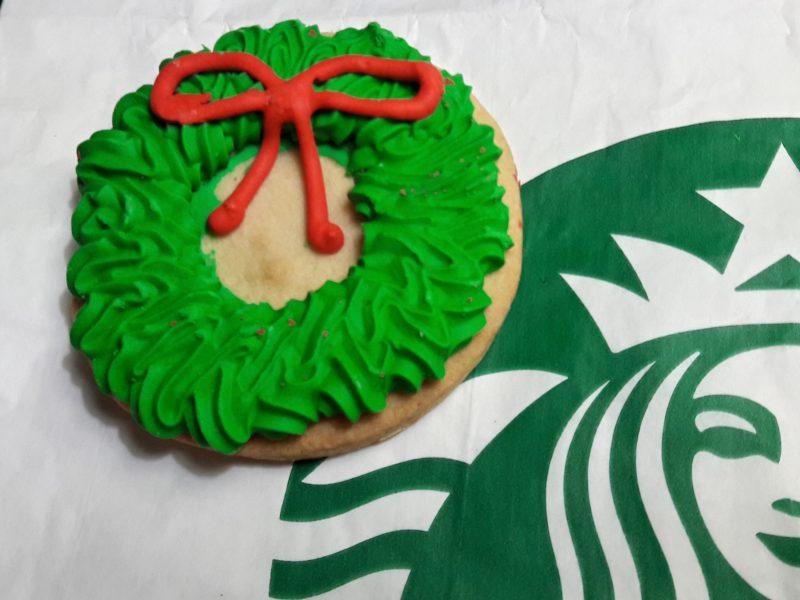 Starbucks Christmas cookies UNESCO World Heritage Site San Miguel de Allende Mexico live like local