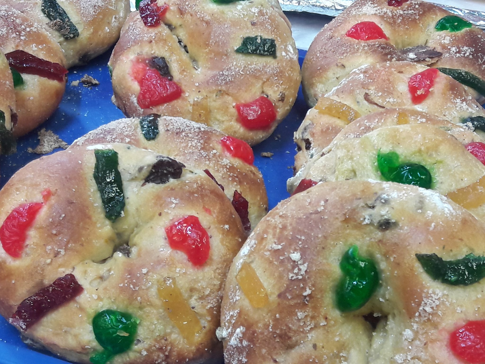 Traditional Mexican Christmas Pastries UNESCO World Heritage Site San Miguel Allende Mexico Live Like a Local 3