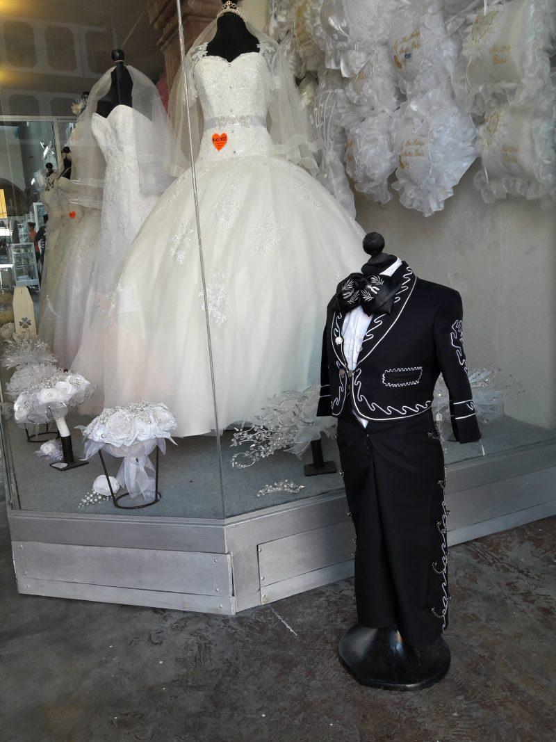 Wedding Bridal Shop Baby Tux San Miguel de Allende Mexico live like local