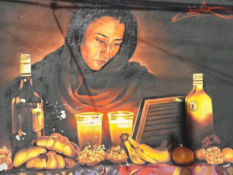 street art religious mural unesco world heritage site san miguel de allende mexico live like a local