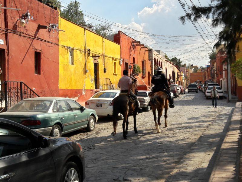 transportation horses back riding UNESCO world heritage site san miguel de allende, mx live like a local